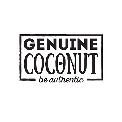 Genuine Coconut                                    logo