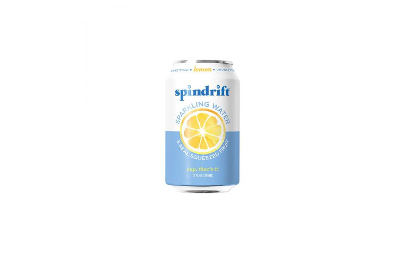 Lemon Sparkling Water