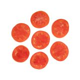 "1/2"" Sliced Lucky Tomatoes"