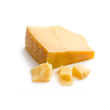 Grana Padano Quarter Cheese Wheel
